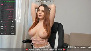 Big tits on webcam compilation - young girls