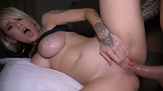 Juicy latina dilettante pretty good of solitary 18 copulation on camera